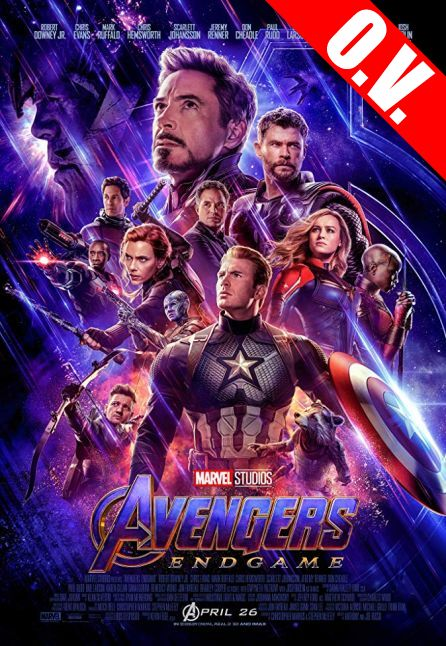 AVENGERS: ENDGAME | ORIGINAL VERSION
